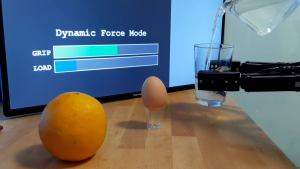 Can It Hold An Egg? What About A Glass Being Filled With Water?